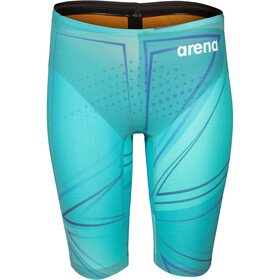 arena R-EVO ONE Costume Da Gara Jammer LTD Edition 2019 Ragazzo, blue glass